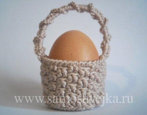 корзина для пасхального яйца