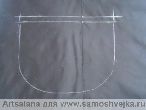 наметка кармана
