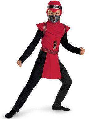 костюм ниндзя