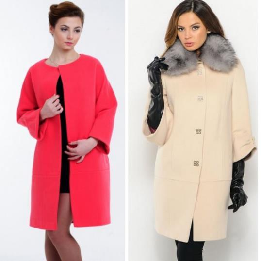 модные пальто 2017-2018