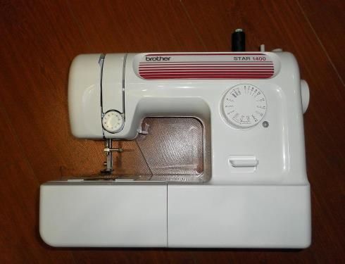 швейная машина brazer star 1400