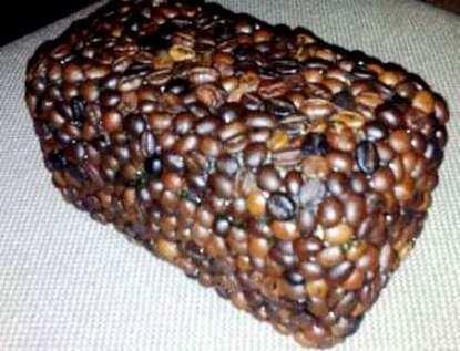 кофейная шкатулка своими руками
