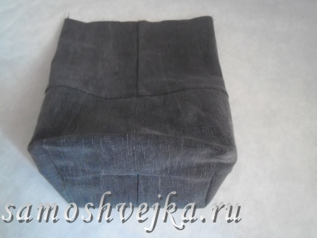 мастер-классе Как сшить сумку для лета.  Т. к. джинсовая ткань у меня плотная, ручки флизелином я не...