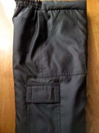 детские брюки на утеплителе