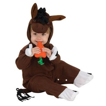 костюм лошадки для малыша