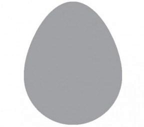 выкройка яйца из фетра