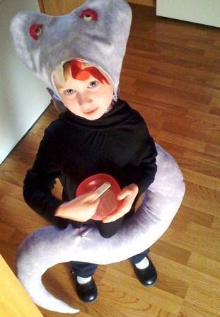 Костюм бурундука своими руками для детей 41