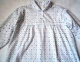 Как сшить ночную рубашку с длинным рукавом