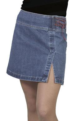 Из старых джинсов своими руками юбка выкройки