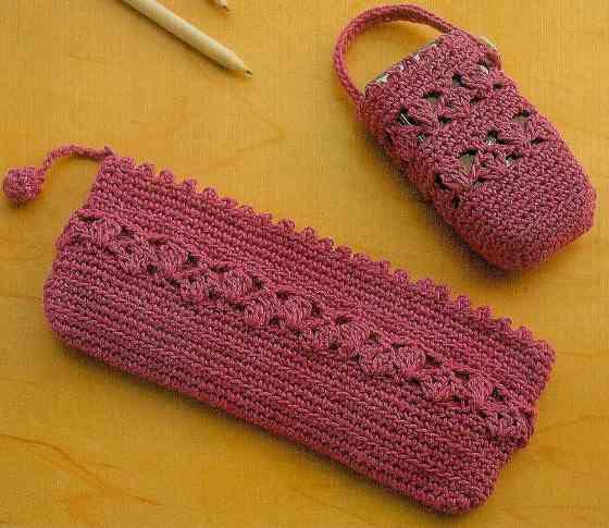 Вот еще схема вязания чехла