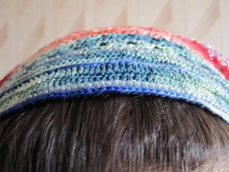 шапки крючком на зиму.